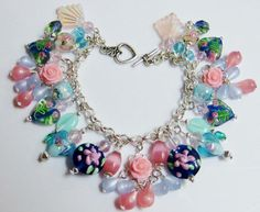 SOLD ON ETSY - FancifulFlairDesigns Custom Made Bracelet