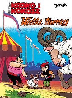 Kajko i Kokosz - Wielki turniej