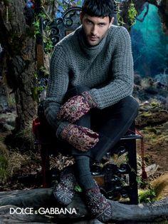 Dolce & Gabbana Fall Winter 2014.15