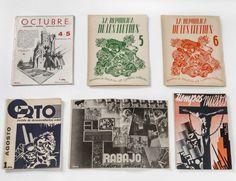 Revistas portada Renau