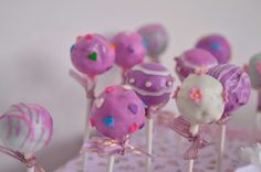 DIY cakepops