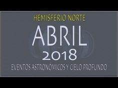 SpaceByEli: 🔭 Eventos Astronómicos ║ Abril 2018