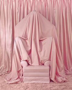 Patty Carroll is a photographer known for her use of highly intense, saturated color photographs since the Feeds Instagram, Pink Photography, Pink Curtains, Pink Pillows, Black Flowers, Saturated Color, Pink Aesthetic, Pretty In Pink, Vintage Inspired