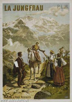 Jungfrau PLM - La Jungfrau P.L.M. Billets à prix réduits