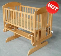 Mission Baby Cradle