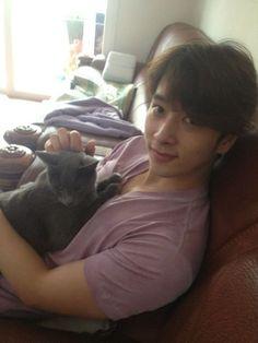 Jeonggam and his human Chansung
