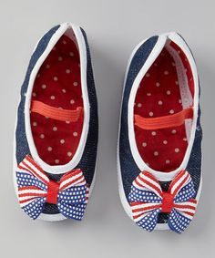 American Flag Shoes #zulily #ad *sweet