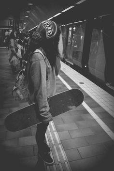 Skater Girl.