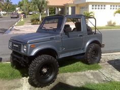 Prflyer's 1986 Suzuki Samurai