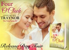 Release Day Blitz - Four O'Clock by Josephine Traynor - Silence is Read