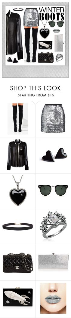 """Winter Boots"" by beanpod ❤ liked on Polyvore featuring Polaroid, Jeffrey Campbell, Topshop, Chloé, Lord & Taylor, Spitfire, Humble Chic, Jimmy Choo, Charlotte Olympia and Forever 21"