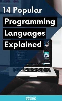 What programming languages are there? Check out this helpful beginner's guide to learn more about the most popular programming languages and their uses in web development, software development, and more. Learn Programming, Computer Programming, Computer Science, Different Programming Languages, Coding Languages, Software Testing, Software Development, Blueprint Reading, Tableau Software