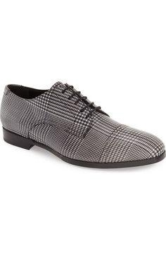 2616c6a2191 JIMMY CHOO  Penn  Cap Toe Derby (Men).  jimmychoo  shoes