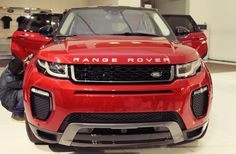 Land Rover Ly Chinh Thang - HOTLINE: 0916609155: Video cận cảnh Land Rover Evoque 2016