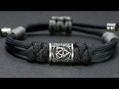 Diy Leather Bracelet, Mens Gold Bracelets, Bracelet Knots, Handmade Bracelets, Bracelet Making, Paracord Bracelet Survival, Paracord Bracelets, Survival Bracelets, Diy Bracelets Patterns