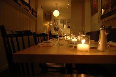 best dating restaurants nyc