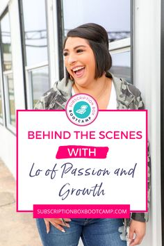 Julie is joined by Lo Michelle of Passion and Growth subscription box. Lo is a start student of Subscription Box Bootcamp. She is an ER trauma nurse turned subscription box owner. Start a Subscription Box, How to start a subscription box, How to Make Money, Entrepreneur Inspiration, Business Thoughts, Business Plan Execution, Business Launch Ideas, Subscription Box Business, Trendy Business Ideas! #business #subscriptionbox #trendybusiness #blog
