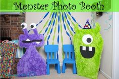 Monster Party Decorations | 10 Creative Monster Party Ideas
