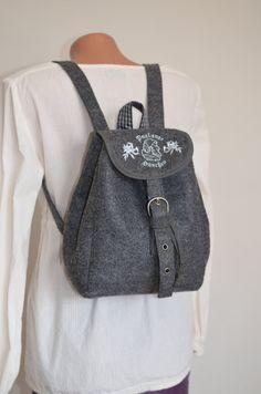 Vintage Very cute Backpack