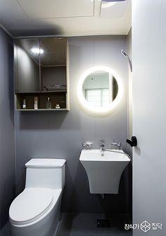[BY 집닥] 안녕하세요 집닥맨입니다! 하루 종일 지친 피로를 씻어 버리는 공간, 욕실! 감각적인 욕실 인...