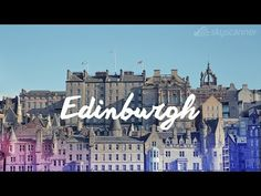 A magical flying visit through #Edinburgh.   Our short but sweet Edinburgh video city guide takes you on a journey of discovery in and around Scotland's capital, home of the world's famous Fringe Festival and Military Tattoo.