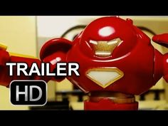 Avengers: Age of Ultron - Teaser Trailer IN LEGO - YouTube>>Stop whatever you're doing and watch this adorable Lego Age of Ultron trailer!