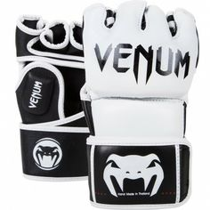 Venum Undisputed Adult MMA Fight Gloves White
