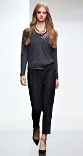 TWIN-SET Simona Barbieri :: Look Book :: MAIN COLLECTION Harem Pants, Underwear, Clothes For Women, Chic, Teen, Collection, Book, Dresses, Fashion