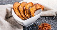 Ob als TV-Snack, für Zwischendurch, unterwegs oder zur Hauptmahlzeit: Die Butternusskürbis Wedges veredeln jedes Gericht und sind überaus kalorienarm.