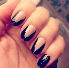 Nails Nails http://www.spirituelquotes.com/fashion/nails/ via @@Spirituelquote