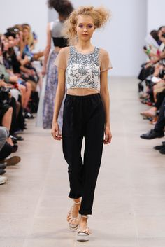 Julien David Spring 2015 Ready-to-Wear - Collection - Gallery - Look 6 - Style.com