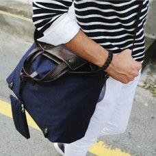 Canvas messenger bags for men Shoulder bag Pouch 5 colors 037 Backpack Store, Sling Backpack, Leather Backpack, Canvas Messenger Bag, Messenger Bag Men, Branded Bags, Pouch, Shoulder Bag, Stylish