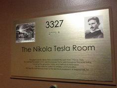 The Nikola Tesla Room -> Check this video: Energy-millionaires.com