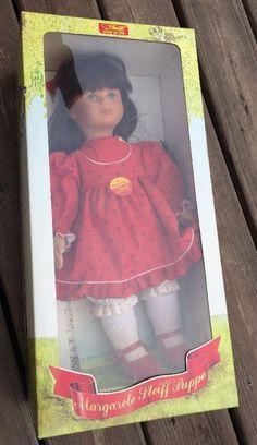 Steiff Knopf Im Ohr Margarete Steiff Puppe Doll Piroschka IOB  | eBay