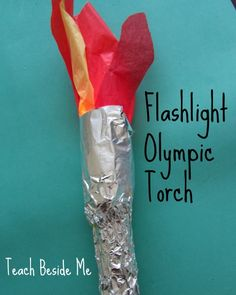 flashlight olympic torch