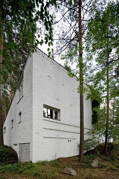 Alvar Aalto, Nico Saieh · Muuratsalo Experimental House · Divisare
