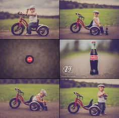 kids and coca cola pics | Vintage Coca-Cola Styled Shoot | TAustin Photography | Snoqualmie ...