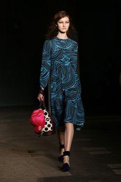 House Of Holland: Runway – London Fashion Week AW14