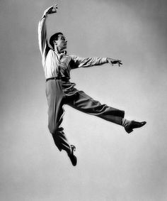 Watching any movie with Gene Kelly just makes my day. I love watching him dance because he dances with his full body and soul. If you want to know what passion looks like, watch Gene Kelly dance