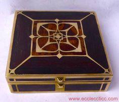 Erhard & Söhne, Art Nouveau Jewellery Box