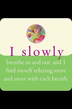 #breathe