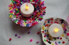 hama bead diwas for Diwali