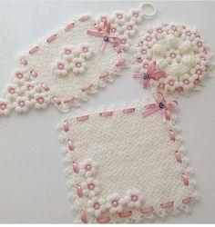 Knitting Patterns, Crochet Patterns, Crochet Flowers, Bag Making, Lana, Crochet Earrings, Silk, Jewelry, Embroidery Ideas