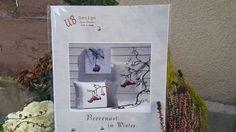 """UB Design - """"Beerenast im winter"""" , Nouveauté! - Mercerie de la Vieille Ville"""