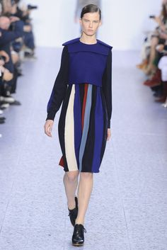 Chloé RTW Fall 2013 - Slideshow - Runway, Fashion Week, Reviews and Slideshows - WWD.com