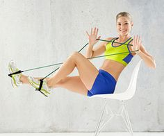 Dump the crunches! These 8 belly-flattening ab exercises will take you from squishy to sexy in just 14 days.