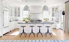 nantucket kitchen | Victoria Hagan Interiors