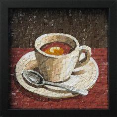 Mein Kaffee/ My Cup of Coffee | by Angela Zimek