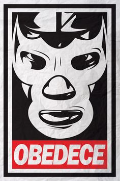 Luchador Art | globe Website link http://enva.to/154gCrQ view 14047 like 6