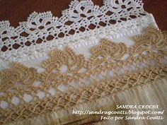 sideways - Barrados de Croche